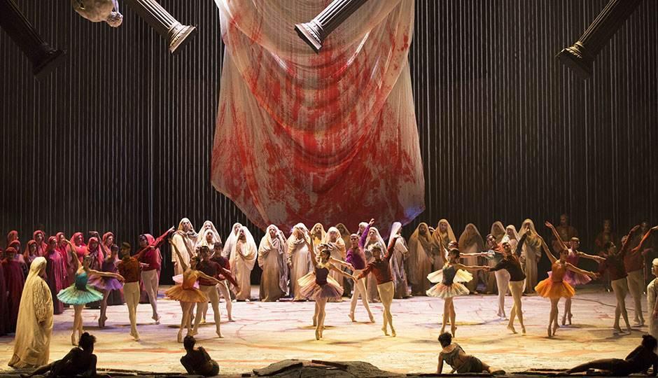 ballets et opéras: aida 7
