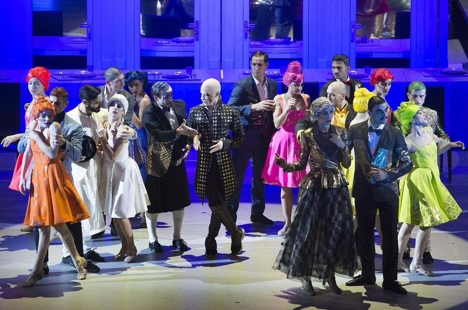 ballets et opéras: casse-noisette 4