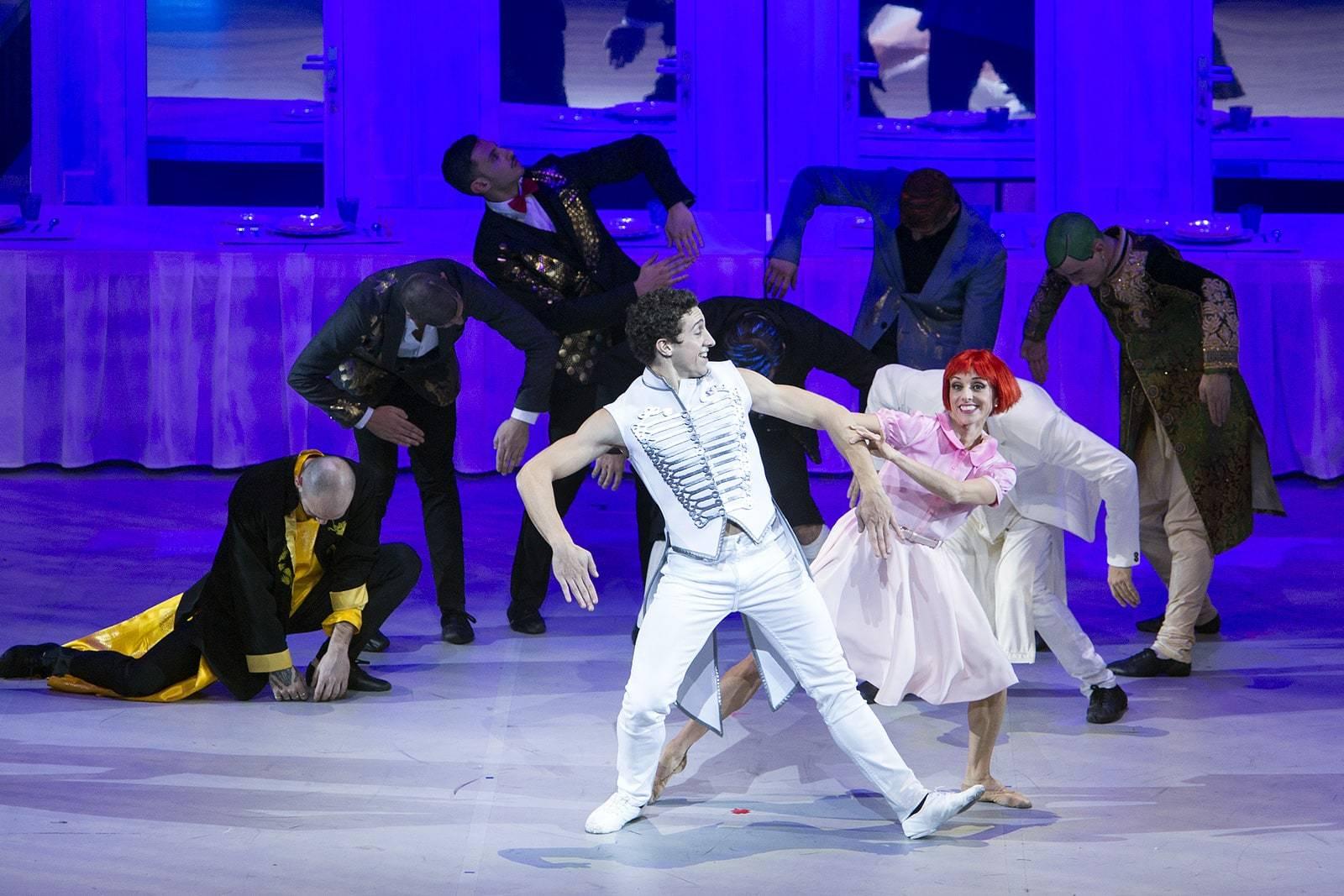 ballets et opéras: casse-noisette 5