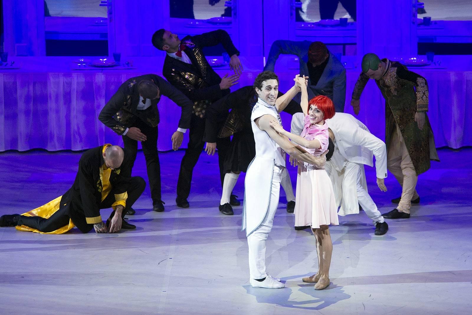 ballets et opéras: casse-noisette 6