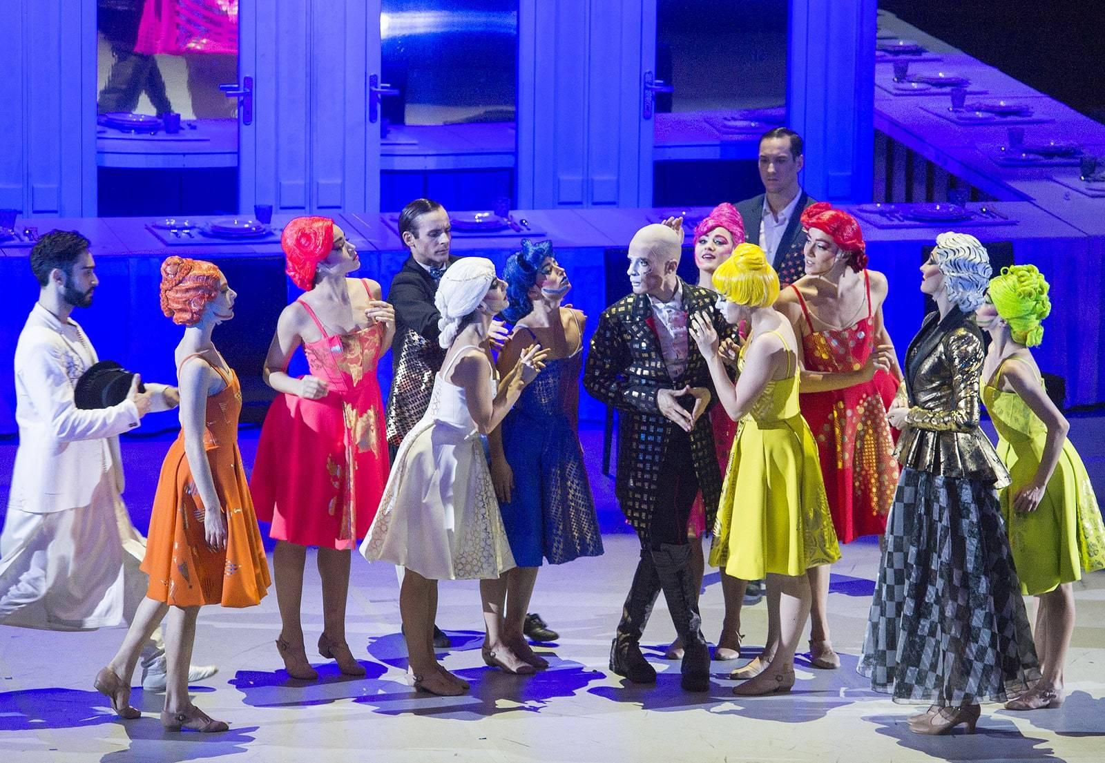 ballets et opéras: casse-noisette 9